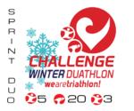 CHALLENGE TURKU WINTER - DUATHLON 2020 SPRINT 5 - 20 - 3 DUO