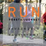 SBR RUN - kevään juoksutreenit 9.1.-14.5.2020