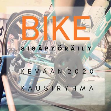 SBR BIKE - Sisäpyöräily 12.1.-19.4.2020