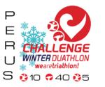 CHALLENGE TURKU WINTER - DUATHLON 2020 PERUS 10 - 40 - 5
