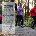 SBR RUN - syksyn torstaijuoksut 10.9.-17.12.2020