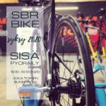 SBR BIKE - syksyn sisäpyöräily 18.10.-13.12.2020