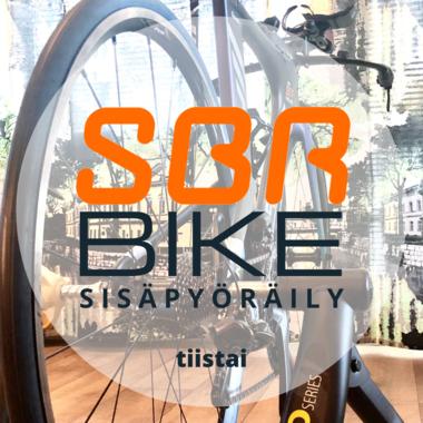 SBR BIKE - tiistai Sisäpyöräily (etä) 2.11.-14.12.2021