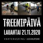 TREENIPÄIVÄ 21.11.2020